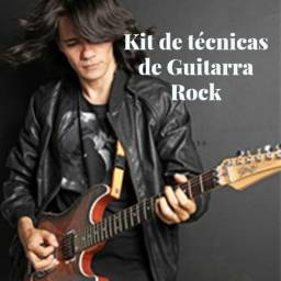 Kit de Técnicas de Guitarra Rock