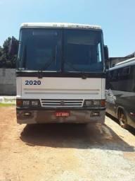 Vendo ônibus rodoviário Busscar 360 - 1992