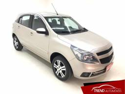AGILE 2012/2013 1.4 MPFI LTZ 8V FLEX 4P MANUAL - 2013