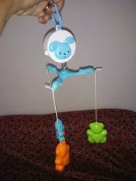 Brinquedo pro berço ou cercado