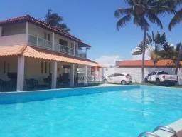 Casa com 6 dormitórios para alugar, 150 m² por R$ 6.000,00/mês - Arembepe - Camaçari/BA
