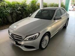 Mercedes-benz c 200 2.0 Cgi Avantgarde 16v - 2017