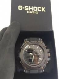 Relógio G-Shock (caixa de aço) A prova d'água