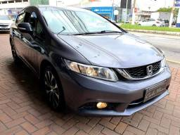 Civic LXR 2.0 c/Gnv Inj - 2015