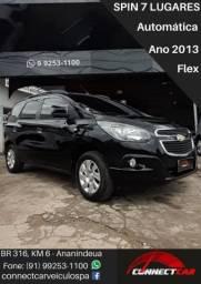 Spin 2013/2013 1.8 Ltz 8V Flex 4P Automático - 2013