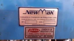 Prensa térmica para calçado Marca New Mak mod PF 05