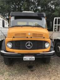 Mb 2219 truck casamba - 1982