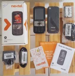 Celular Motorola i418 Nextel novo completo