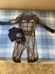 Fantasia Infantil Batman 9-10 Anos comprar usado  Anápolis