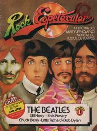 Beatles - Revista Rock Espetacular 1977