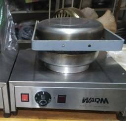 Máquina de casquinha de sorvete industrial