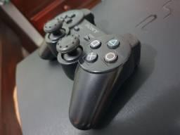 PlayStation 3 Slim Original (TRAVADO) SEMINOVO / USADO