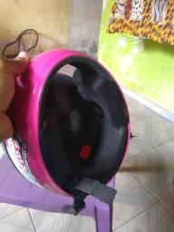 Vendo capacete infantil *