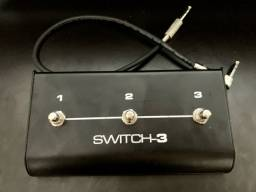 [VENDO] TC Helicon Switch-3 Controlador Original Nova System G-System