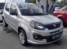 Fiat uno drive 1.0 com Gnv