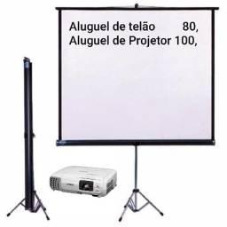 Aluguel de Projetor data show