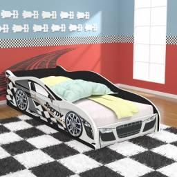 Cama Infantil Speed Racing - Entrega e montagem Na Hora