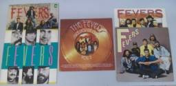 Lote de LPs The Fevers