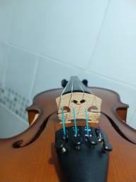 Título do anúncio: Violino Tagima 4/4+ Grátis 10 aulas  Presenciais.