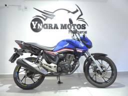 Honda Cg 160 Titan Cbs C/6.201 Mil Km Flex 2020  Moto Linda