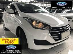Hyundai HB20S (Sedã) Comfort Plus 1.6 2018. Ent. a partir de 13.500,00 + 48x de 1.115,00.