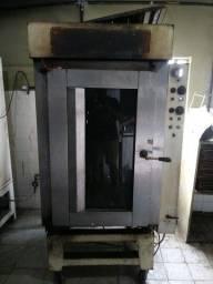 Título do anúncio: Forno e fogão industrial (VENDO)