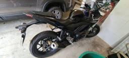 Título do anúncio: Yamaha MT-03 321 ABS Monster novissima