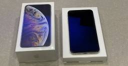Apple iPhone XS Max 64gb Branco Perfeito Estado e Bateria Nova