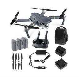 Drone Dji Mavic Pro Fly More Combo Com Câmera C4k  Gray