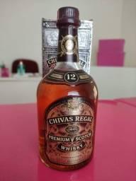 Whisky e saque.