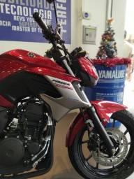 Yamaha Fazer 250cc ABS ano 2021/modelo 2021