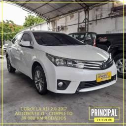 Toyota Corolla XEI 2.0 2017 Automatico - Extra!