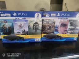 Super Promoção PS4 novo lacrado