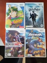 Jogos originais para Nintendo Wii