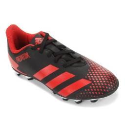 Título do anúncio: Chuteira Campo Adidas Predator 20 4 FG n° 37 ou 38