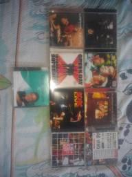 Qualquer CD por 10 reais