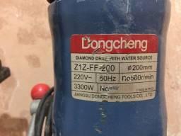 Perfuratriz de concreto 200mm
