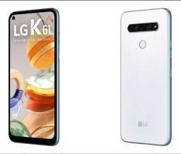 Título do anúncio: Smartphone LG K61