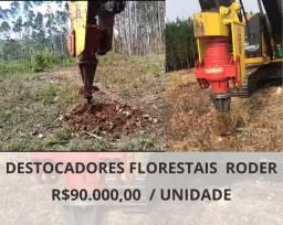 Destocador Florestal