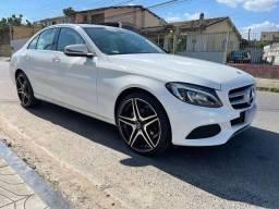 Título do anúncio: Mercedes C180 Exclusive Top 2016