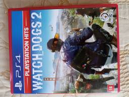 Vendo watch dogs 2 PS4