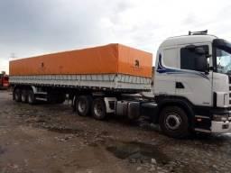 Título do anúncio: Vendo Scania 124 R420 6x2