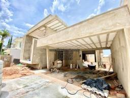 Título do anúncio: Oportunidade! Casa em construção no Cond. do Lago ! 3 suítes !