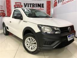 Volkswagen Saveiro 2021 1.6 msi robust cs 8v flex 2p manual