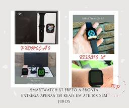 Smartwatch x7 novo