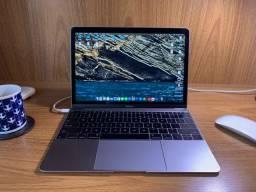 Título do anúncio: MacBook Retina 12-inch (2017)