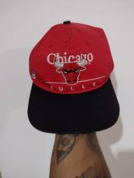 Boné Chicago Bulls anos 90