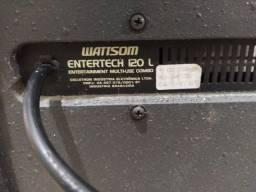 Caixa multimídia Wattsom Entertech 120L