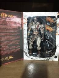Kratos God of War III Play arts Kai Produto Licenciado Playstation