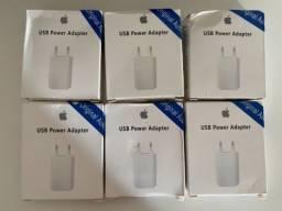 6 Fonte iPhone 10w Novas - Preço de Custo